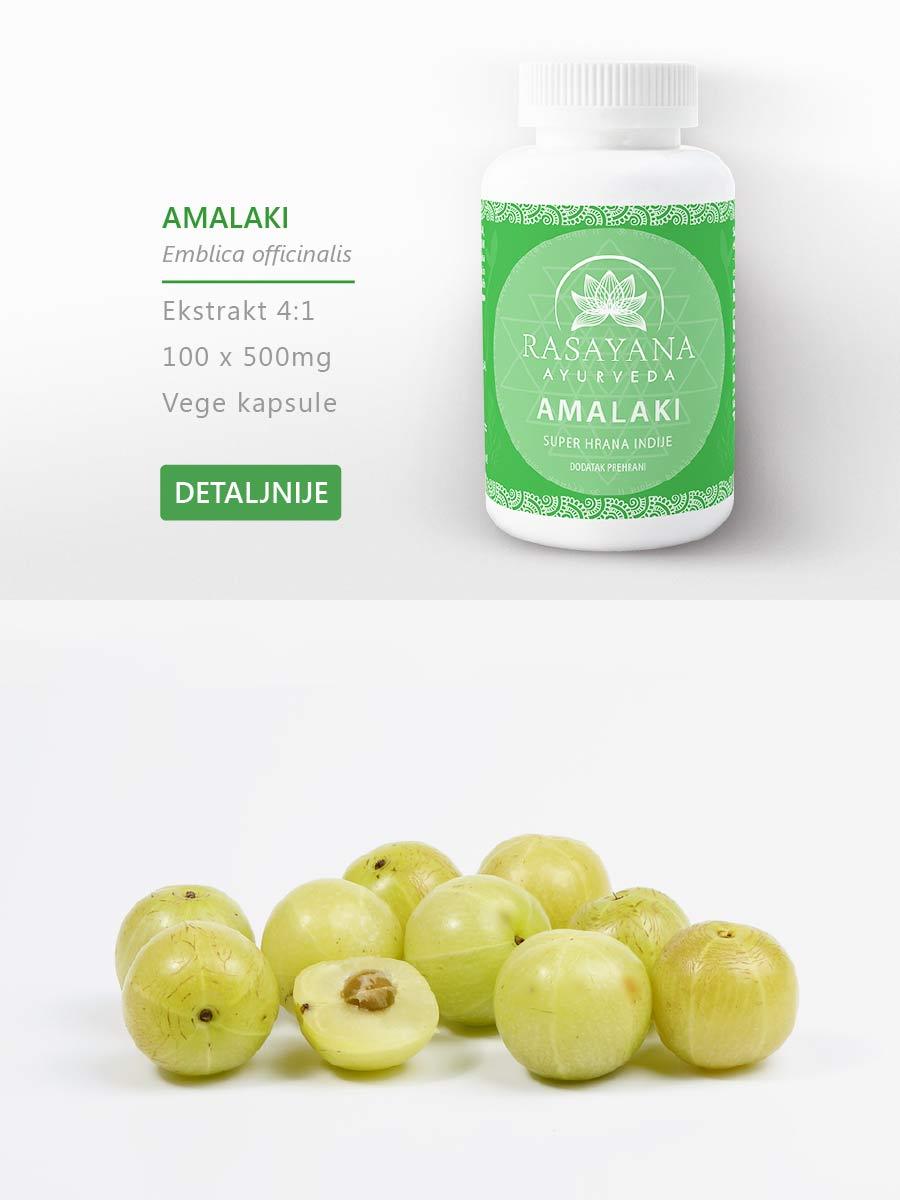 Shop Kupi proizvod Amla Amalaki (Indian Gosseberry) ekstrakt svježeg ploda