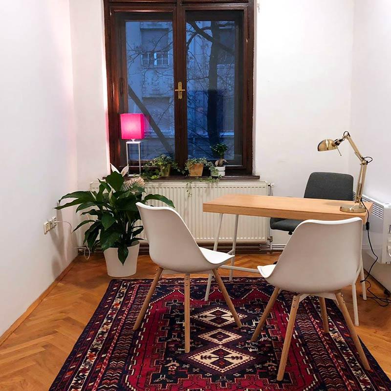 Ayurvedski pregled kancelarija Rasayana Office