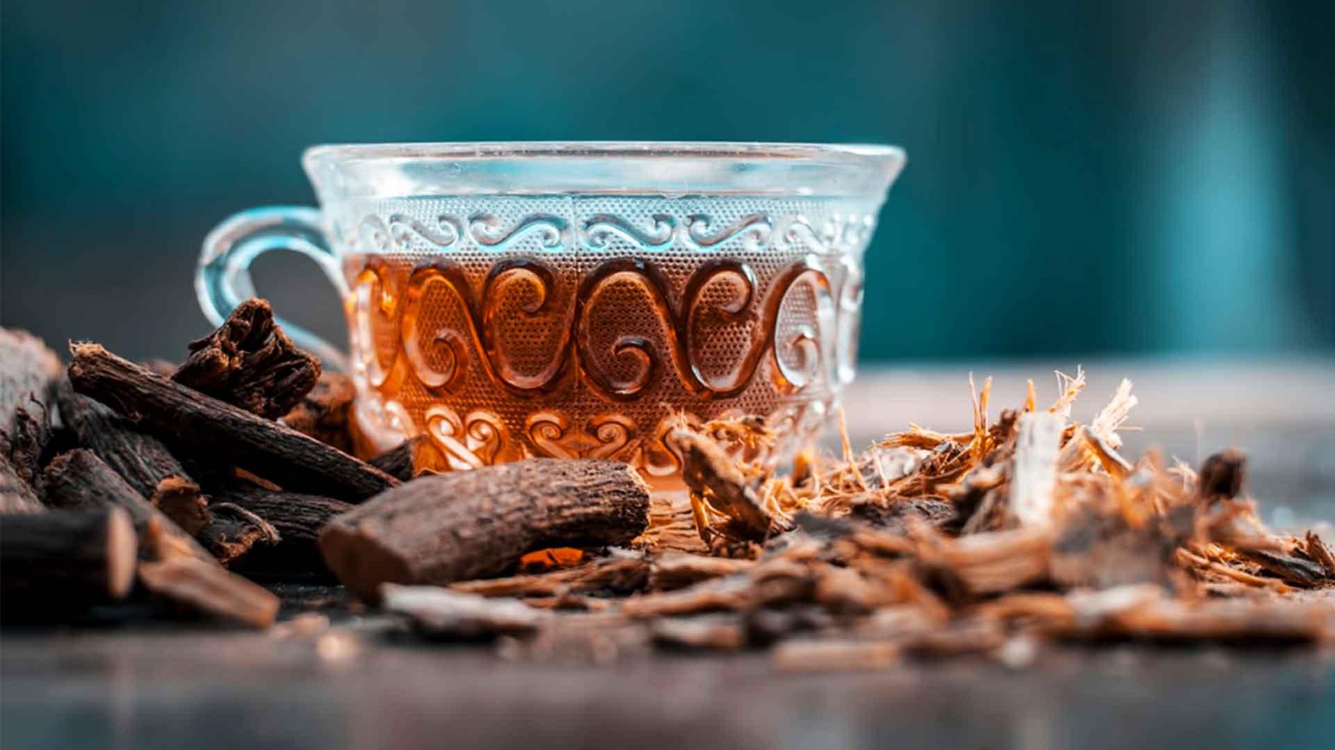 sladić korijen čaj blog