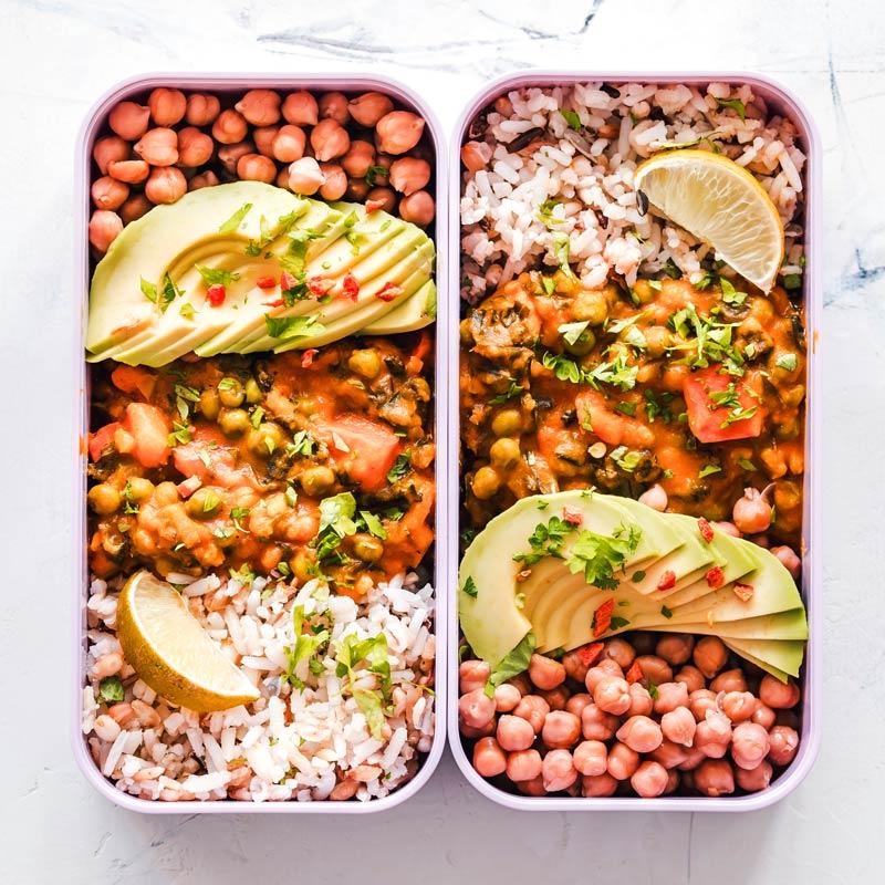 Ayurvedska prehrana riža naut