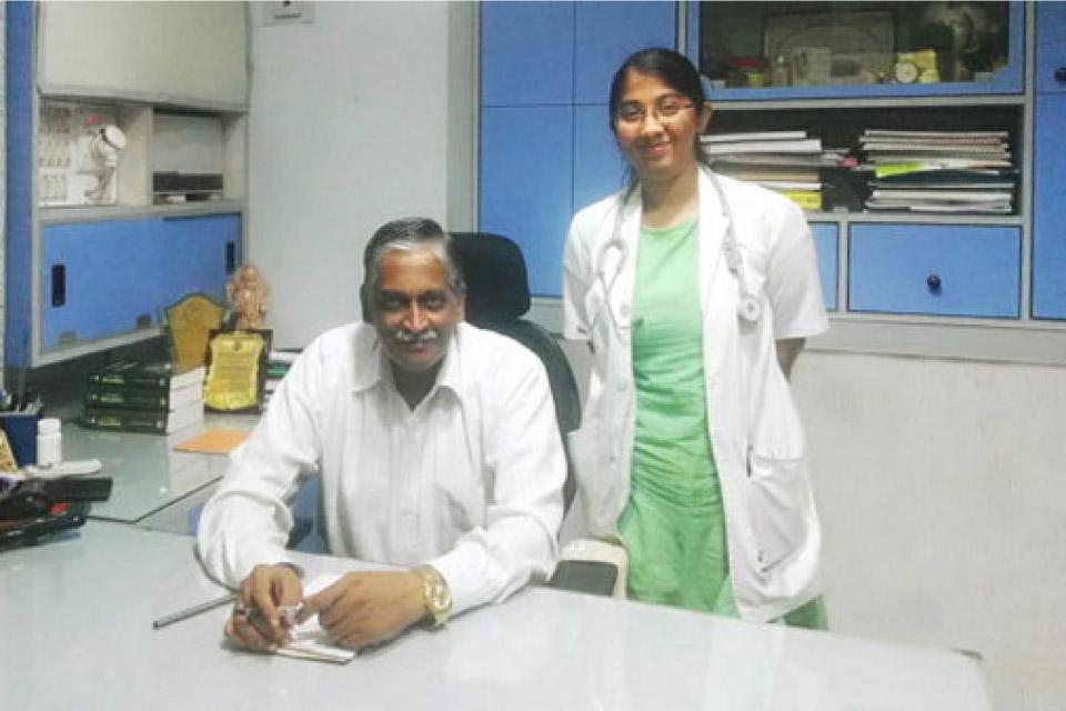 Doktor Ayurvedske Medicine dr G Shrinivasa Acharya