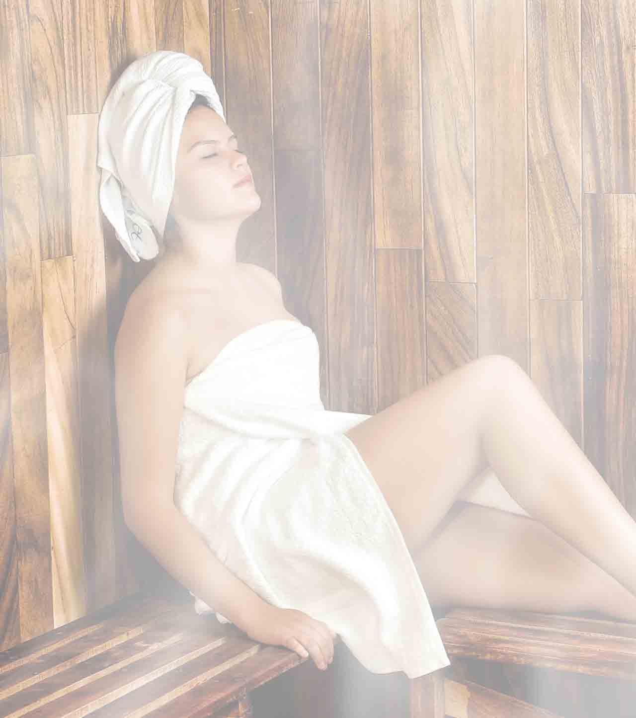 sauna za čišćenje od toksina