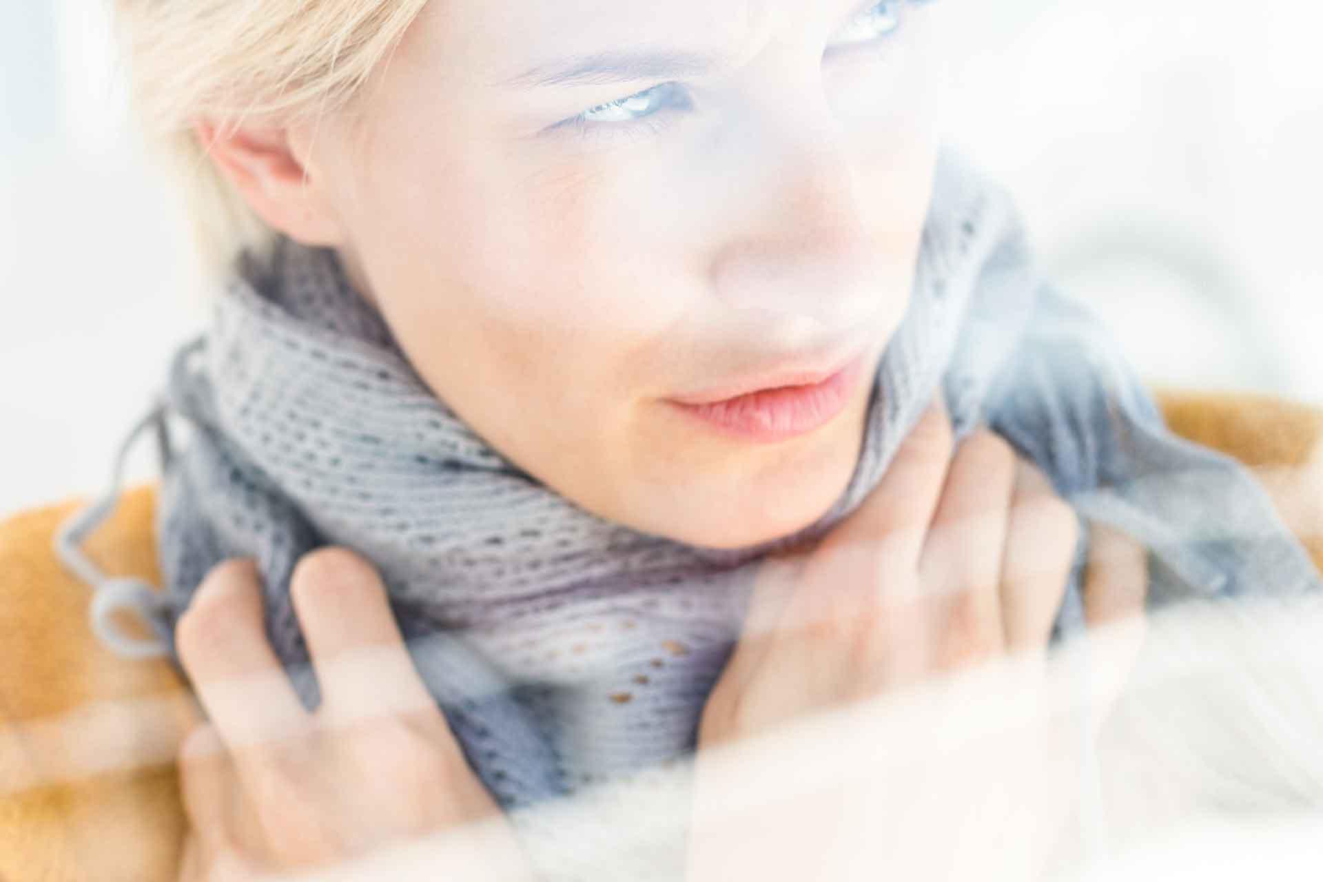 Grlobolja upala grla prehlada bol u grlu suho grlo bolno grlo laringitis